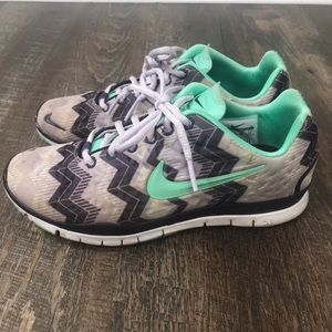 Nike Free TR Fit 3 Women's Running Shoes Sz 7